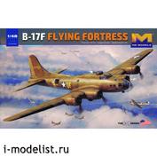 01F002 HK Models 1/48 Самолет B-17F Flying Fortress