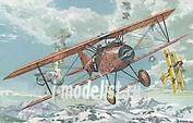 024 Roden 1/72 Albatros D.III Oeffag s.153 (early)