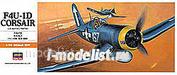 00140 Hasegawa 1/72 Aircraft F4U-1D Corsair