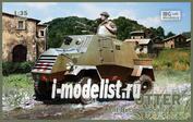 35019 IBG 1/35 Otter Light Reconnaissance Car