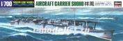 49217 Hasegawa 1/700 Авианосец IJN Aircraft Carrier Shoho