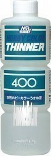 T111 Gunze Sangyo Разбавитель для водных акриловых красок Hobby Color, 400 мл