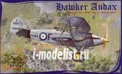 72008 Avis 1/72 Hawker Audax