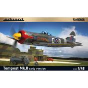 82124 Eduard 1/48 Истребитель Tempest Mk. II ранняя версия