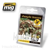 AMIG8452 Ammo Mig JUNGLE LEAVES (листва джунглей)