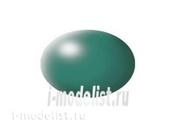 36365 Revell Aqua - Patino-green silk-matte paint