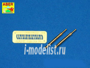A24 004 Aber 1/24 Set of 2 Barrels for German Oerlikon 20mm machine guns