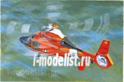 05107 Я-моделист клей жидкий плюс подарок Trumpeter 1/35 US Coast Guard HH-65C Dolphin Helicopter