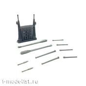 im144003 Imodelist 1/144 Набор из 12 металлических деталей для подводной лодки
