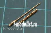 C35009 MM 1/35 Metal barrel for 7.92 mm German machine gun MG 34