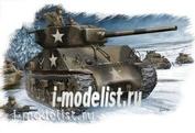HobbyBoss 1/48 84805 U. S M4A3 76 (W) Tank