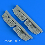 QB48 912 Quickboost 1/48 Bristol Beaufighter undercarriage covers