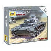 6119 Звезда 1/100 Немецкий средний танк Pz.Kpfw. III G (для игры