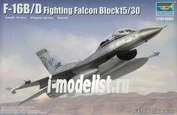 03920 Trumpeter 1/144 F-16B/D Fighting Falcon