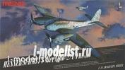 LS-001 Meng 1/48 Messerschmitt Me 410B-2/U4