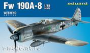 84122 Eduard 1/48 Fw 190A-8