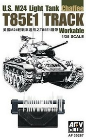 AF35287 AFVClub 1/35 T85E1 TRACK for U.S. M24 Light Tank (Workable)