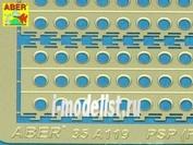 35 A119 Aber 1/35 PSP Mat. Pierced Steel Plank set,all models