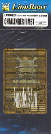 LE35024 Lion Roar 1/35 Фототравления для detail set Challenger II MBT