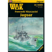 W12/2009 WAK 1/200 Jaguar