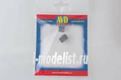 AVD143010902 AVD Models 1/43 Армейский ящик тип-1, (660x460x400 мм), 2 шт