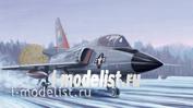 02892 Я-моделист клей жидкий плюс подарок Trumpeter 1/48 Самолет F-106B Delta Dart