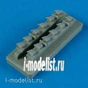QB48 406 Quickboost 1/48 Kit for Fw Ta 152C-0 exhaust