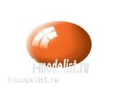 36130 Revell Aqua - paint orange, glossy