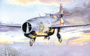 J72031 Kpmodels 1/72 Yak-23 Flora - World Altitude Recorder