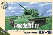 72014 Pst 1/72 Танк Кв-1б