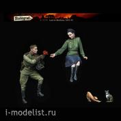 S-3578 Stalingrad 1/35 Любовь в военное время