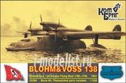 KBA35304 brigade Commander 1/350 Blohm und Voss BV 138 Flying Boat, 1941 (1WL+1FH)