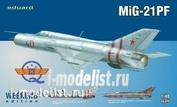 84127 Eduard 1/48 Самолет МuГ-21ПФ