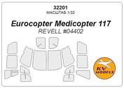 32201 KV Models 1/32 MEDICOPTER 117