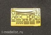 35009 Vmodels 1/35 Фототравление Шанцевый инструмент на БТР-70 и БТР-80
