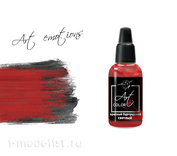 ART141 Pacific88 Краска акриловая Art Color Красный бургундский светлый (light red burgundian)