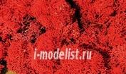 3213 Heki Материалы для диорам Исландский мох, красный 30 г