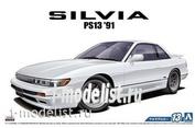 05791 Aoshima 1/24 Nissan PS13 SILVIA K's '91