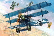 605 Roden 1/32 Самолёт Fokker F.I