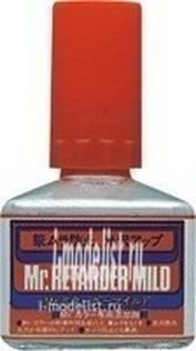 T105 Gunze Sangyo Растворитель для художественных красок со свойствами замедления высыхания краски, 40 мл.