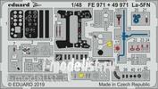 FE971 Eduard 1/48 Фототравление для Ла-5ФН