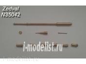 N35042 Zedval 1/35 parts Set for BTR-82