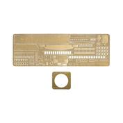 035371 Микродизайн 1/35 Набор фототравления на ЗРК «БУК» 9К37М1 (базовый набор) от MENG