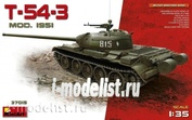 37015 MiniArt 1/35 Советский средний танк Т-54-3 модификации 1951 года