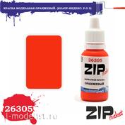 26305 ZIPMaket Acrylic paint Orange. (Color-index: P. O 5)