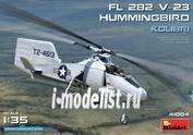 41004 MiniArt 1/35 Helicopter Fl 282 V-23 Hummingbird (Hummingbird)