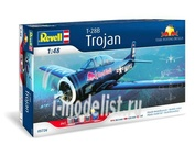 05726 Revell 1/48 Подарочный набор T-28 Trojan Flying Bulls