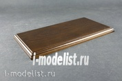 PL29 Plate Stand for model (covered) 130x250 mm