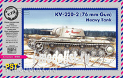 72061 Pst 1/72 KV-220-2 Tank
