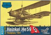 KBA35312 Kombrig 1/350 Heinkel HE 59